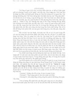 QUẢN lý và QUY HOẠCH HOẠT ĐỘNG hệ THỐNG CHỢ QUẬN cầu GIÂY