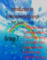 Environmental Science: Marine energy