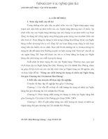 NÂNG CAO CHẤT LƯỢNG tín DỤNG cá NHÂN tại NGÂN HÀNG sài gòn THƯƠNG tín CHI NHÁNH hải PHÒNG