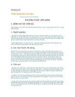 Triệu chứng học nội khoa: Chương v triệu chứng học về máu
