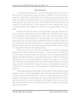 XÂY DỰNG cơ sở dữ LIỆU địa HÌNH PHỤC vụ QUẢN lý đất ĐAI của TỈNH THÁI NGUYÊN BẰNG PHẦN mềm ARCGIS
