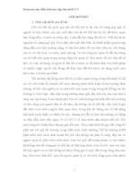 NGHIÊN cứu THÀNH lập bản đồ VÙNG GIÁ TRỊ đất ĐAI với PHẦN mềm ARCGIS (tại PHƯỜNG hạ ĐÌNH, QUẬN THANH XUÂN, hà nội)