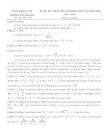 free đề thi thử môn toán thpt đa phúc hà nội lần 2