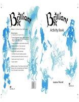 Brilliant 2 Activity book