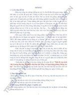 Thái độ của sinh viên trường đại học sư phạm  đại học đà nẵng với hoạt động phòng chống ma tuý (TT)