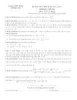 free đề thi thử môn toán trường thpt bố hạ lần 2