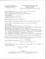 free đề thi thử môn toán trường thpt hàn thuyên lần 2