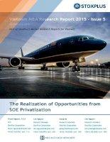 Vietnam ma report 2015
