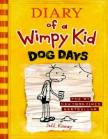 Dog Days (Diary of a Wimpy Kid, Book 4) ( Truyện Tiếng Anh hay )
