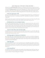 10 kỹ năng giao tiếp cơ bản