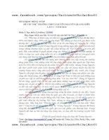Đề thi thử 2016 THPT quốc gia môn ngữ văn trường thpt chuyên nguyễn quang diệu đồng tháp lần 1