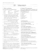 Media Vocabulary for IELTS