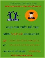 SACH GIAI CHI TIET VAT LY 2010 2015