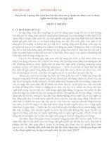 Hƣớng dẫn cách làm bài đọc hiểu tìm ý chính của đoạn văn và đoán nghĩa của từ dựa vào ngữ cảnh
