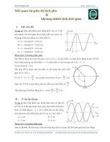 Xemina 04   VL (2) phương pháp hay giải bài tập về dòng điện xoay chiều
