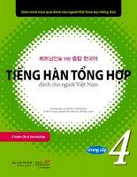 Ebook GT tieng han tong hop   trung cap 4