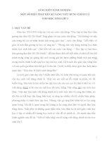 MỘT SỐ BIỆN PHÁP RÈN KĨ NĂNG VIẾT ĐÚNG CHÍNH TẢ CHO HỌC SINH LỚP 5