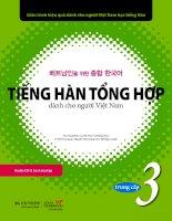 Ebook GT tieng han tong hop   trung cap 3