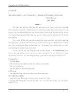 ĐIỆN hóa học và các DẠNG bài tập bồi DƯỠNG học SINH GIỎI