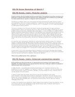 Bộ đề và đáp án chi tiết IELTS Writing band 7 và 8 ( ieltsblog.com )