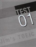 Bộ đề luyện thi TOEIC Reading cực hay có đáp án (p 1)