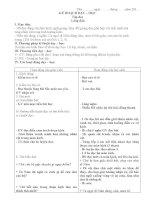 Giáo án lớp 5 trọn bộ theo phân phối chương trình TUẦN 3