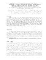 NGHIÊN cứu CHẾ tạo THIẾT bị THU NHẬN bề mặt 3d của CHI TIẾT cơ KHÍ BẰNG CÔNG NGHỆ ÁNH SÁNG cấu TRÚC   STUDY AND FABRICATION OF a 3d SCANNING SYSTEM FOR RECONSTRUCTION 3d SURFACE OF MECHANICAL DETAILS ACQUIRED BY STRUCTURED LIGHT TECHNIQUE