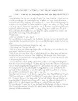 MÔN NGHIỆP vụ CÔNG tác mặt TRẬN và đoàn THỂ 2