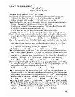 Ebook hướng dẫn giải chi tiết bài tập trong cấu trúc đề thi môn vật lí  phần 2