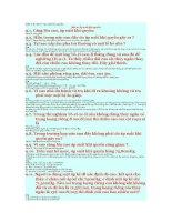 giải bài tập vật lí 8_bài 9: âp suất khí quyển