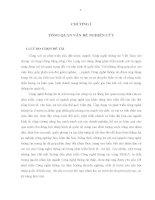 LUẬN văn THẠC sĩ ĐÁNH GIÁ mức độ THÍCH ỨNG với VIỆC làm của SINH VIÊN NGÀNH CÔNG NGHỆ THÔNG TIN TRƢỜNG đại học cửu LONG