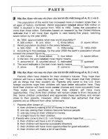 Ebook tuyển tập 310 bài đọc hiểu trắc nghiệm tiếng anh  phần 2