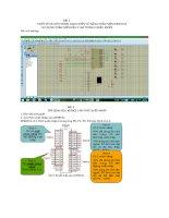 báo cáo thực hành vi xử lý trong điều khiển