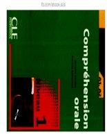 Compréhension orale 1 ( Tài liệu học tiếng pháp hay )