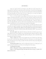 """ĐỊNH HƯỚNG MỘT SỐ GIẢI PHÁP ĐẨY MẠNH XUẤT KHẨU  LÂM SẢN TẠI CÔNG TY CỔ PHẦN XNK LÂM SẢN HOÀI NHƠN"""""""