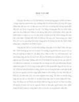 SO SÁNH HIỆU QUẢ KIỂM SOÁT ÁP LỰC NỘI SỌ BẰNG DUNG DỊCH MUỐI ƯU TRƯƠNG  VÀ DUNG DỊCH MANNITOL Ở BỆNH NHÂN TAI BIẾN MẠCH MÁU NÃO CÓ TĂNG ÁP LỰC NỘI SỌ CẤP TÍNH