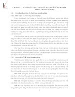 MỘT SỐ GIẢI PHÁP NÂNG CAO HIỆU QUẢ SỬ DỤNG VỐN TẠI CÔNG TY TNHH NHỰA VÀ BAO BÌ DƯƠNG ANH