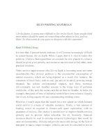 HOT Bộ đề IELTS Writing task 2 và đáp án chi tiết cực hay