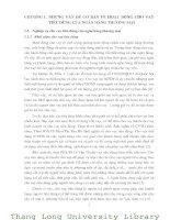 GIẢI PHÁP ĐẨY MẠNH HOẠT ĐỘNG CHO VAY TIÊU DÙNG TẠI NGÂN HÀNG NÔNG NGHIỆP VÀ PHÁT TRIỂN NÔNG THÔN VIỆT NAM – CHI NHÁNH PHÚ XUYÊN