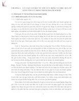 THỰC TRẠNG HIỆU QUẢ SỬ DỤNG VỐN LƯU ĐỘNG CỦA CÔNG TY TNHH MỘT THÀNH VIÊN DU LỊCH CÔNG ĐOÀN VIỆT NAM