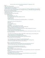 MỘT số yêu cầu của PHƯƠNG PHÁP bàn TAY nặn bột lớp 1