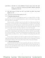 MỘT SỐ GIẢI PHÁP NHẰM HOÀN THIỆN KẾ TOÁN CHI PHÍ SẢN XUẤT VÀ TÍNH GIÁ THÀNH SẢN PHẨM TẠI CÔNG TY CỔ PHẦN DỆT SỢI DAMSAN