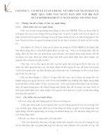 THỰC TRẠNG HOẠT ĐỘNG CHO VAY NGẮN HẠN ĐỐI VỚI HỘ SẢN XUẤT KINH DOANH TẠI NGÂN HÀNG NÔNG NGHIỆP VÀ PHÁT TRIỂN NÔNG THÔN CHI NHÁNH YÊN THÀNH