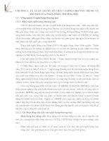 GIẢI PHÁP NÂNG CAO CHẤT LƯỢNG CHO VAY TRUNG VÀ DÀI HẠN TẠI NGÂN HÀNG NÔNG NGHIỆP VÀ PHÁT TRIỂN NÔNG THÔN VIỆT NAM CHI NHÁNH TÂY ĐÔ