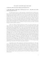 Giới thiệu về tổ chức thương mại thế giới và quá trình gia nhập của việt nam