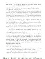GIẢI PHÁP NÂNG CAO CHẤT LƯỢNG CHO VAY TIÊU DÙNG TẠI NGÂN HÀNG TMCP ĐẦU TƯ VÀ PHÁT TRIỂN VIỆT NAM – CHI NHÁNH CẦU GIẤY
