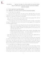 THỰC TRẠNG SỬ DỤNG HIỆU QUẢ TÀI SẢN NGẮN HẠN CỦA CÔNG TY CỔ PHẦN FAFIM VIỆT NAM