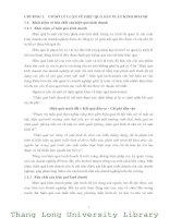 THỰC TRẠNG HIỆU QUẢ HOẠT ĐỘNG KINH DOANH TẠI CÔNG TY CP ĐẦU TƢ VÀ XÂY DỰNG TIỀN HẢI