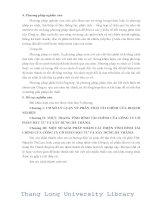 THỰC TRẠNG TÌNH HÌNH TÀI CHÍNH CỦA CÔNG TY CỔ PHẦN ĐẦU TƢ VÀ XÂY DỰNG HÀ THÀNH Chƣơng III: MỘT SỐ GIẢI PHÁP NHẰM CẢI THIỆN TÌNH HÌNH TÀI CHÍNH CỦA CÔNG TY CỔ PHẦN ĐẦU TƢ VÀ XÂY DỰNG HÀ THÀNH