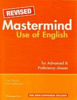 Mastermind use of english BURLINGTON 2010